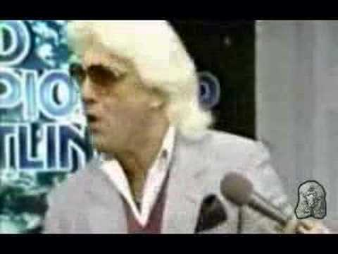 Ric Flair - Custom Made