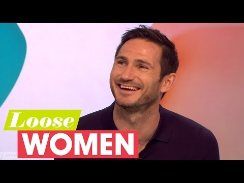 Frank Lampard On The FIFA Investigation And His Last Man City Game | Loose Women