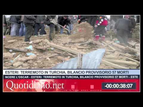 TG Quotidiano.net – 8 marzo 2010