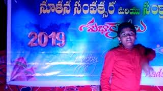 Harshith Reddy dance