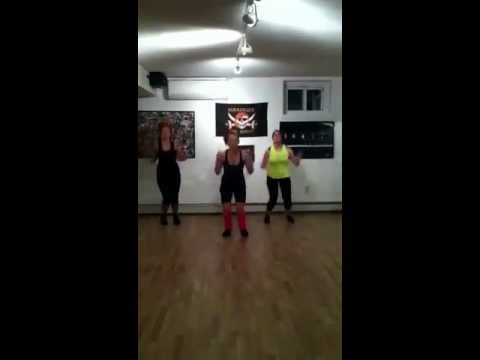 Zumba With Curlyshirley : Starships By Nikki Minaj video
