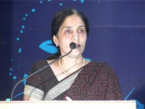 Leadership Lecture by Ms. Chitra Ramkrishna - #3/4