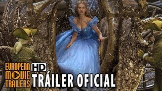 Cenicienta Trailer Oficial 'Conspiración' (2015) - Richard Madden, Lily James HD