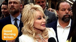 Dolly Parton Thinks 9 To 5 The Musical Is Great For The Metoo Era Good Morning Britain