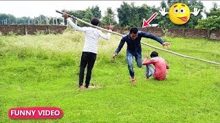 Must Watch New Funny Comedy Videos 2019 😂 😂 - Episode 63 - Funny Vines || Bindas Boys