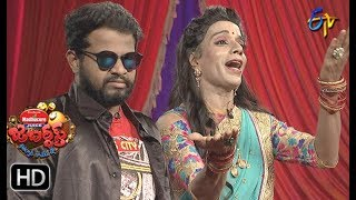 Hyper Aadi, Raising Raju Performance | Jabardasth | 12th July 2018 | ETV  Telugu