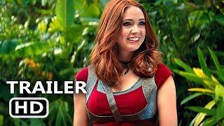 JUMANJI 3 O NÍVEL SEGUINTE Trailer Português LEGENDADO (2019)