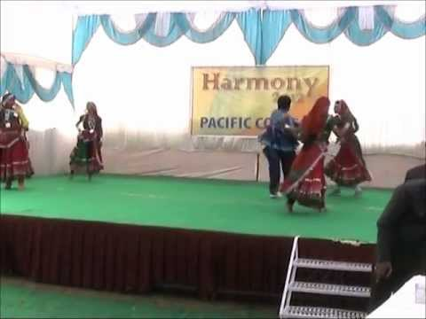 Lathe Di Chadar Dance In Harmony 2012 - Pacific College video
