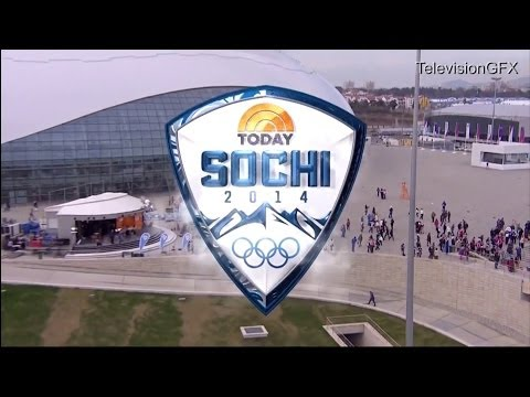 NBC Today Show Sochi Olympics Open