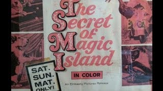 THE SECRET OF MAGIC ISLAND - Full Movie (Subtitled!)