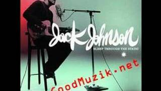 Watch Jack Johnson All At Once video