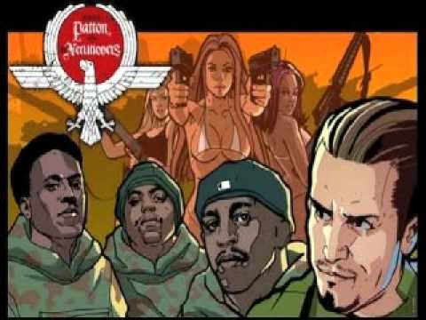 General Patton Vs The X-Ecutioners - !get Up, Punk!