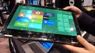 Lenovo Yoga - The Convertible Touchscreen Ultrabook