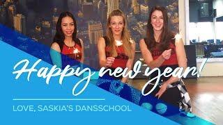 Happy New Year!! Saskia's Dansschool, The Starfactory - Harmelen - Woerden