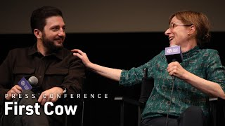 Kelly Reichardt, John Magaro & Orion Lee on First Cow, Cooking, and Chemistry | NYFF57