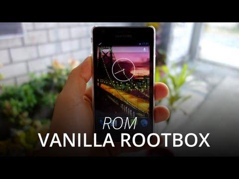 How to Install Vanilla RootBOX (Jelly Bean 4.2.2) on the Samsung Galaxy S2 i9100