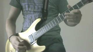 Happy Birthday - Rock Guitar Cover - One Shot Impro by Menjesbi