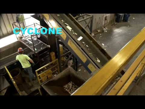 City of Redding Recycling Process - kids version