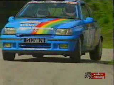 tour de corse france rally 1991 - part 1