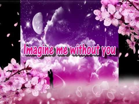 Imagine Me Without You (Jaci Velasquez) w/ Lyrics - HBC