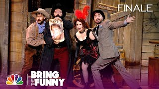 Sketch Troupe The Valleyfolk Goes to the Wild West - Bring The Funny (Finale)