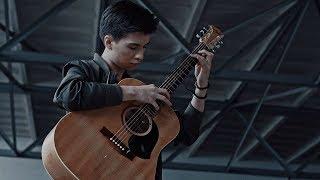 Marcin Patrzalek - Master Of Puppets (Metallica) - Solo Acoustic Guitar