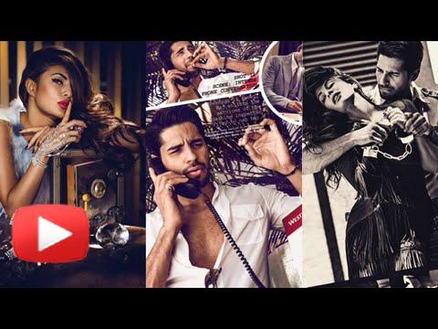 Sidharth Malhotra & Jacqueline Fernandez SEXY Photoshoot | Vogue Magazine