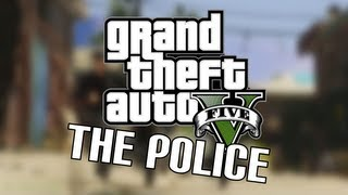 GTA 5 DON'T MESS WITH THE POLICE