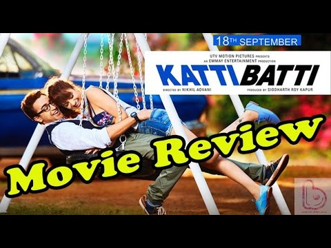 Katti Batti Movie (2015) - Kangana Ranaut - Imran Khan - Celebs Review