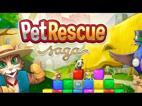 Pet Rescue Saga Level 720