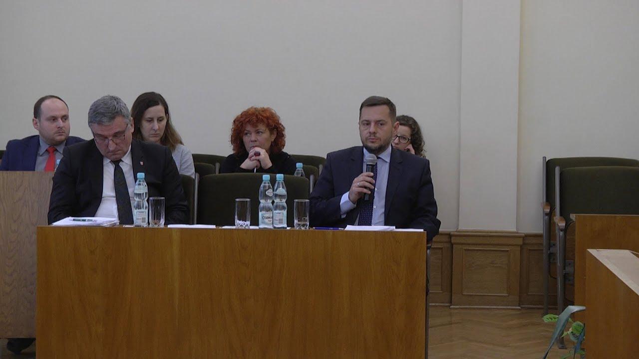 XLVI sesja Rady Miejskiej