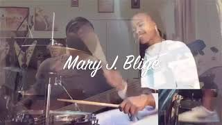 "Mary J. Blidge ""Real Love""  (The Pocket Queen X 6 Strangs) Cover"