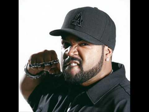 Ice Cube - Chrome & Paint