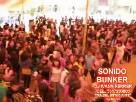 BUNKER EN EL DIA DEL ESUDIANTE  ESTIC 51 SEGUNDA PARTE