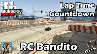Fastest Off-Road Vehicles (RC Bandito) - GTA 5 Best Fully Upgraded Cars Lap Time Countdown