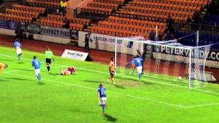 St. Johnstone season highlights 2014/15