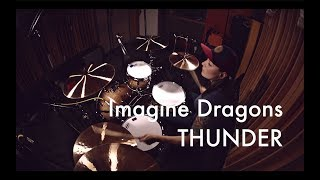 Download Lagu Imagine Dragons - Thunder (drum cover by Vicky Fates) Gratis STAFABAND