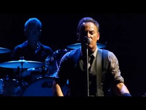 Bruce Springsteen 2013-05-08 Turku - Wages Of Sin (world debut)