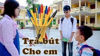 Anh ơi Trả Bút Cho Em ❤ BonBon TV ❤ Dạy Bé Không Làm Việc Xấu