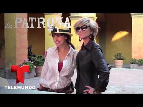 La Patrona - La Patrona / Aracely habla de su reencuentro con Christian