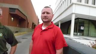 Sioux City Iowa County Jail  ( INTIMIDATION FAIL ) 1st Amend Audit