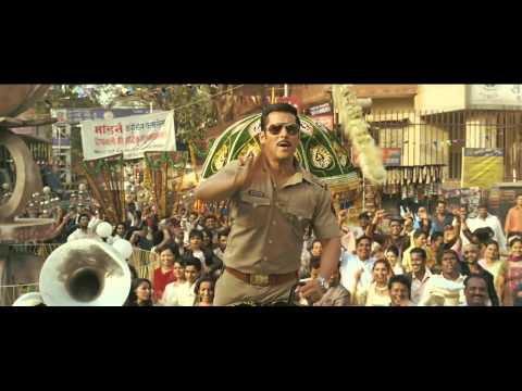Hindi movie trailer : Dabangg 2
