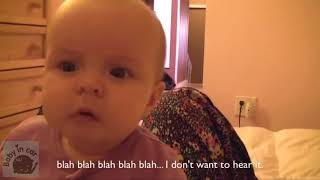 BABY IN CAR: Top Những em bé hài hước bá đạo của Hành tinh Phần 16