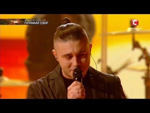 Антитіла  - Одинак (Live)  Третий прямой эфир «Х-фактор-7» (19.11.2016)