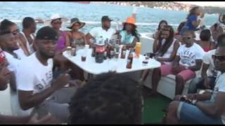 BIGS ENT BOAT PARTY  ft DEJAY X