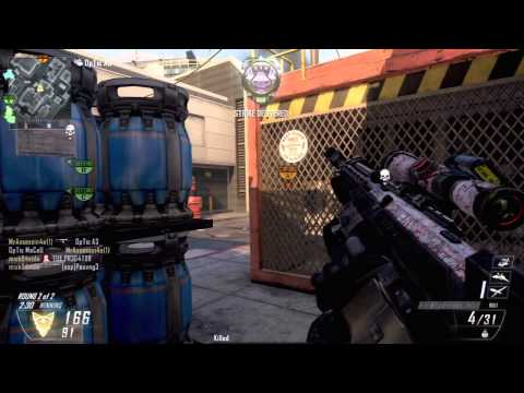 OpTic MaCaU: BO2 Sniping - Talking about my Montage #5 on OpticNation
