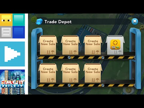 5 Essential Trading Tips - Let's Play SimCity BuildIt E6   AYB35