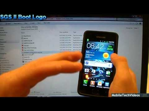 Samsung Galaxy S2 Boot Error | How To Make & Do Everything!