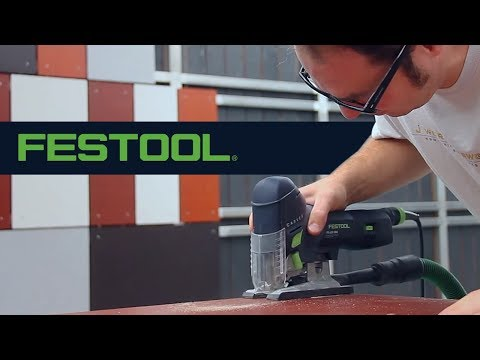 J Weir Masterworks review of Festool Carvex 420 jigsaw