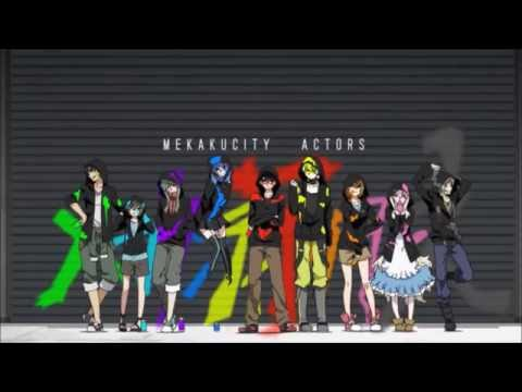 Mekakucity Actors OP 「daze」